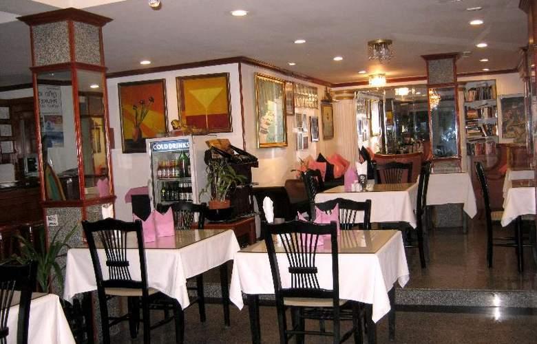 Orchid Hotel Kalim Bay Phuket - Restaurant - 12