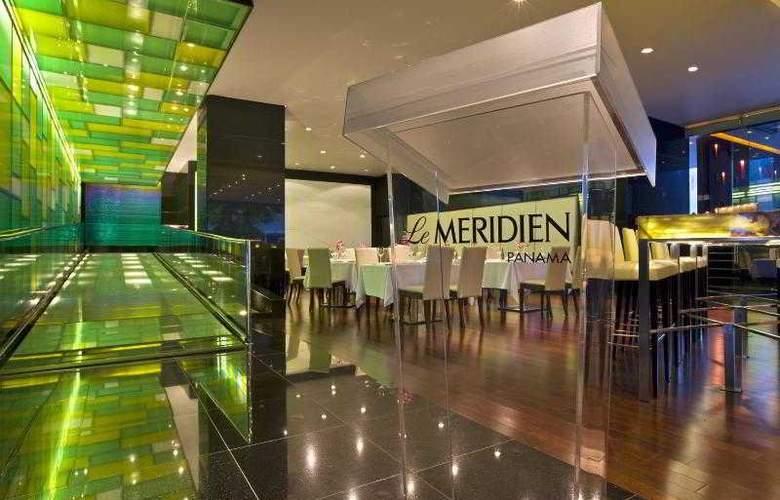 Le Meridien Panama - Restaurant - 9