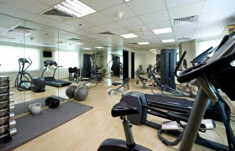 Time Crystal Hotel Apartment - Sport - 5