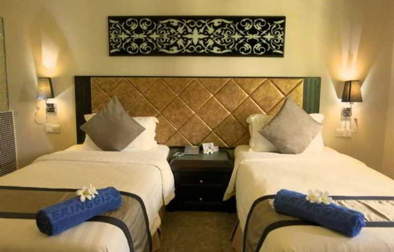 Beringgis Beach Resort & Spa - Room - 12