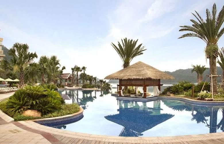 Hilton Hangzhou Qiandao Lake Resort - Pool - 9