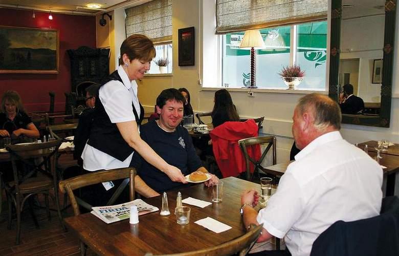 Best Western Plus Hordaheimen - Restaurant - 36