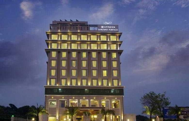 Express Sarovar Portico, Surajkund - Hotel - 0