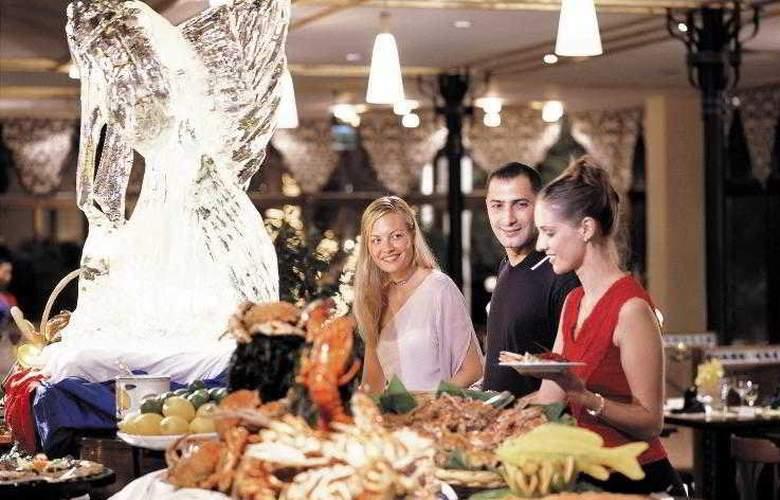 Le Meridien Abu Dhabi - Hotel - 6