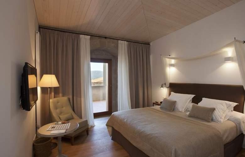 Parador Castillo de Monterrei - Room - 16