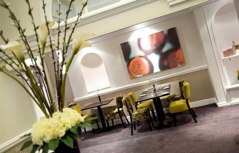 Mercure Southampton Centre Dolphin Hotel - Restaurant - 42