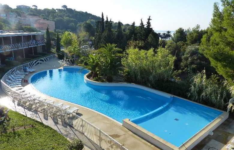 Appart'hôtel Victoria Garden La Ciotat - Pool - 9