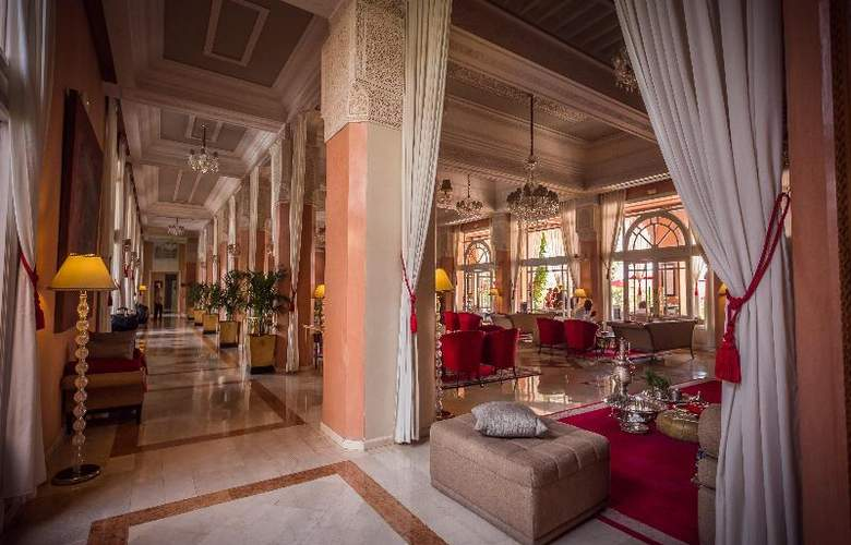Sofitel Marrakech Lounge and Spa - General - 14