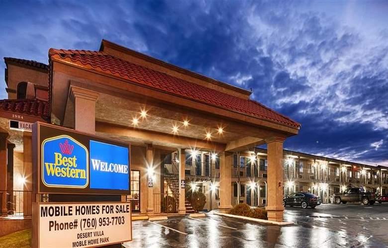 Best Western Desert Villa Inn - Hotel - 8