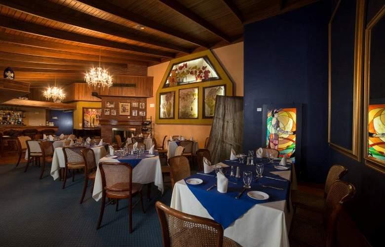 Villa Tournon - Restaurant - 4