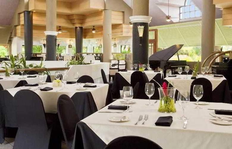 The Westin St. John Resort & Villas - Restaurant - 91