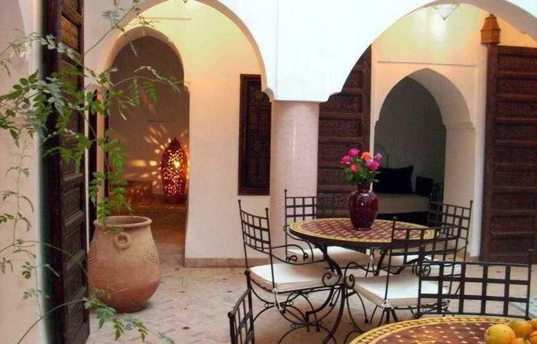 Riad Ailen - Terrace - 9