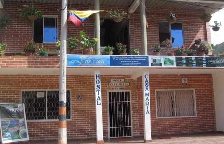 Hostal Casa Maria - Hotel - 0