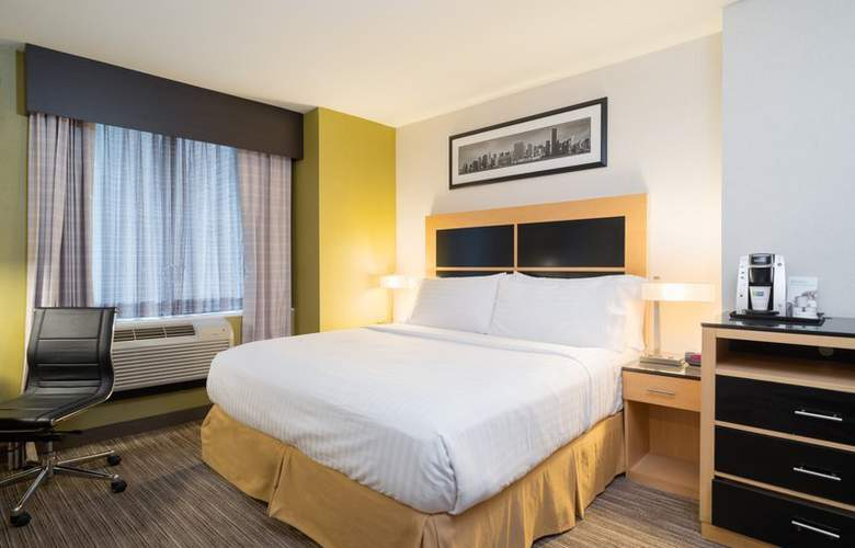 Holiday Inn Express New York City-Wall Street - Room - 5