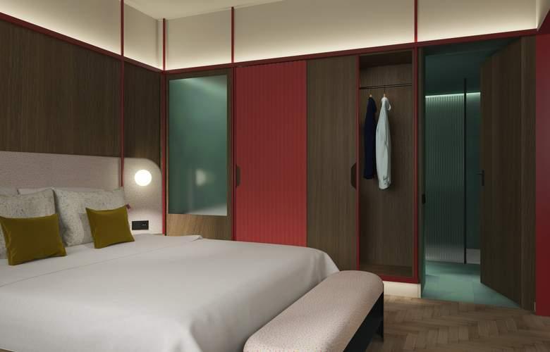 Novotel Madrid City Las Ventas - Room - 9