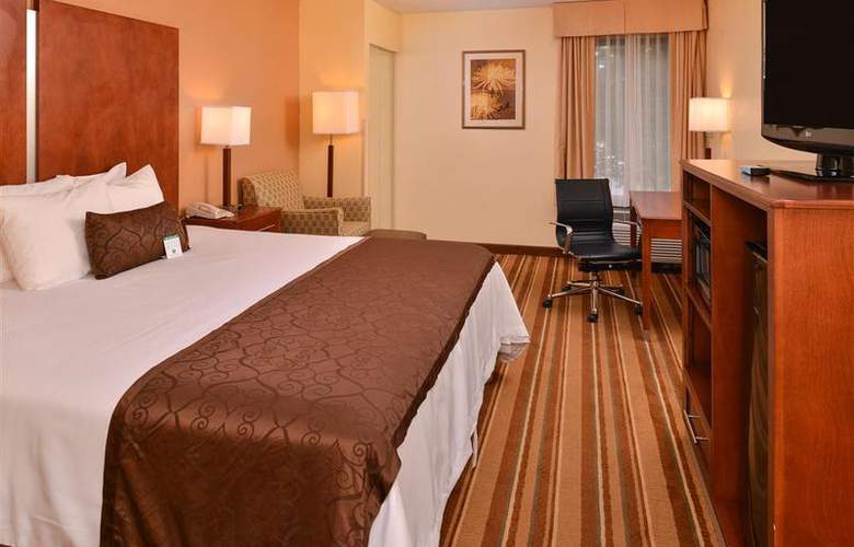 Best Western Plus Richmond Airport Hotel - Room - 96