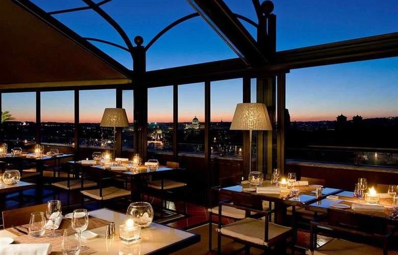 Sofitel Rome Villa Borghese - Restaurant - 102