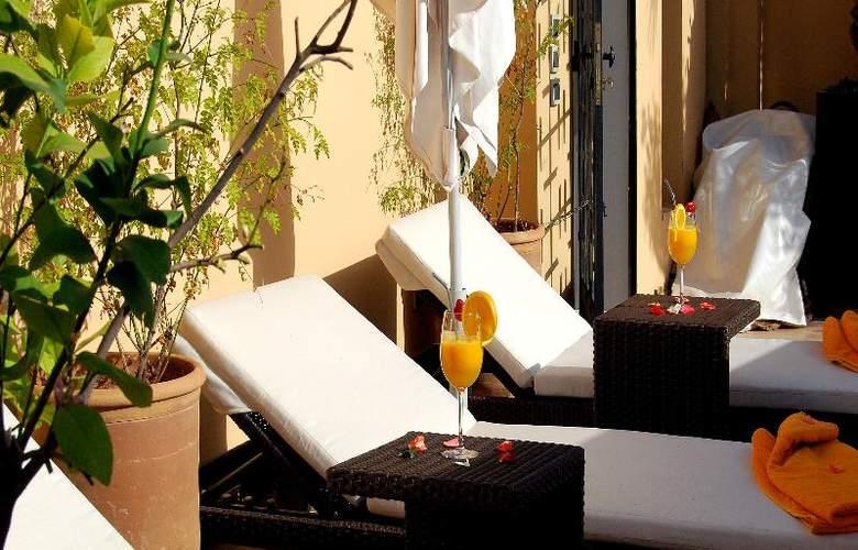 Riad Akka - Terrace - 34