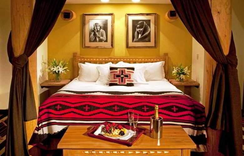Lodge at Santa Fe - Room - 9
