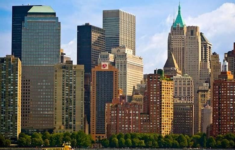 New York Marriott Downtown - Hotel - 0