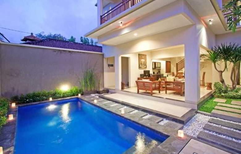 Villa Madhya - Pool - 19