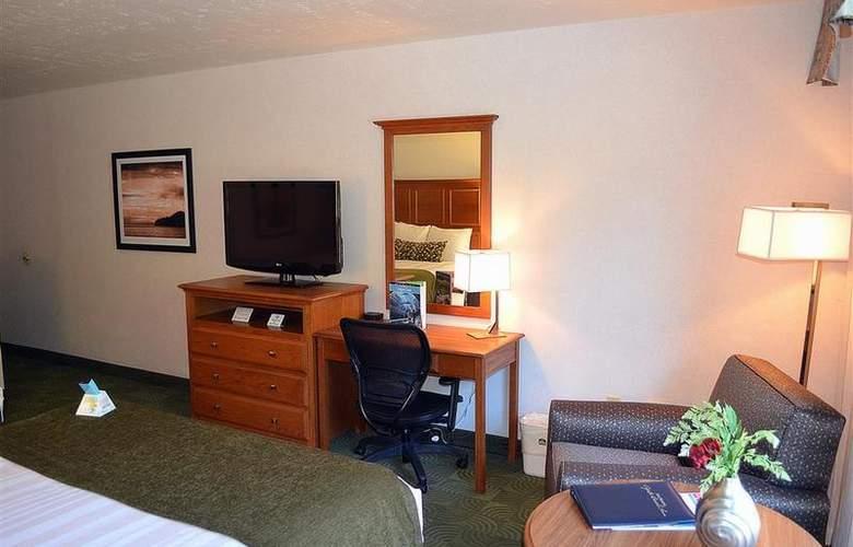 Best Western Plus Agate Beach Inn - Room - 77
