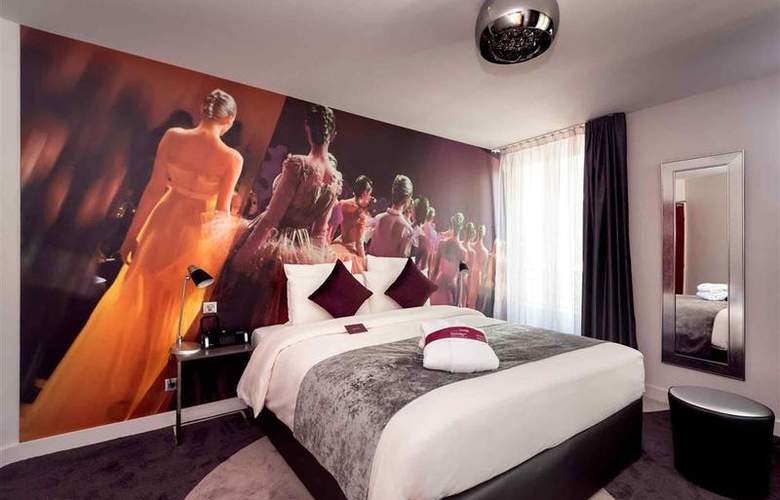Mercure Paris Place d'Italie - Hotel - 44