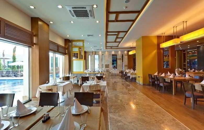 Sherwood Sensimar Belek - Restaurant - 15