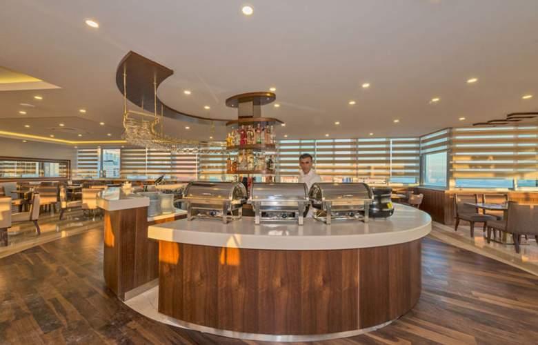 Bekdas Hotel Deluxe - Restaurant - 77