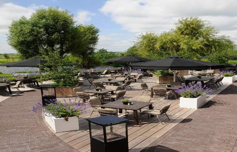Van der Valk Hotel Volendam - Terrace - 51