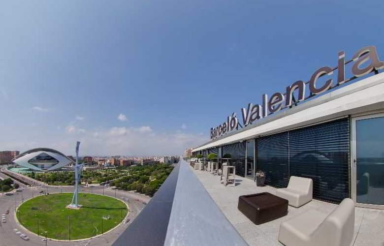 Barceló Valencia - Terrace - 7