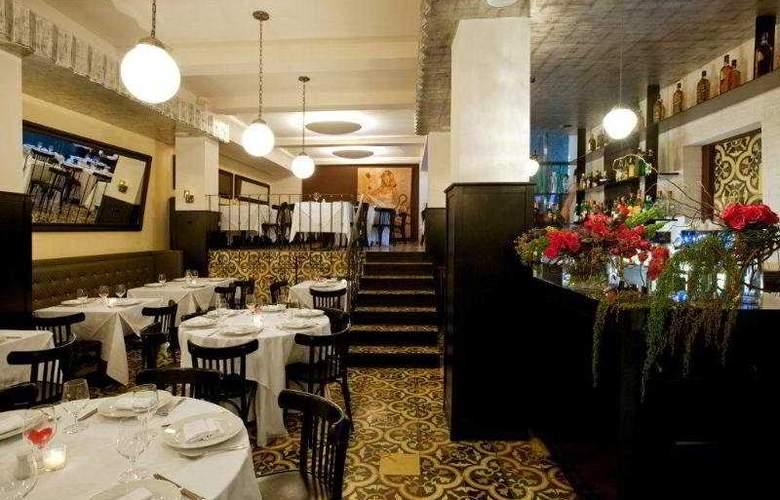 Hotel Brick - Restaurant - 8