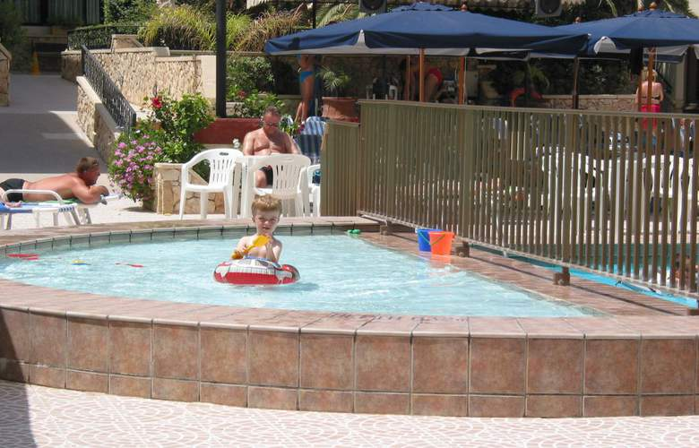 The San Anton - Pool - 3