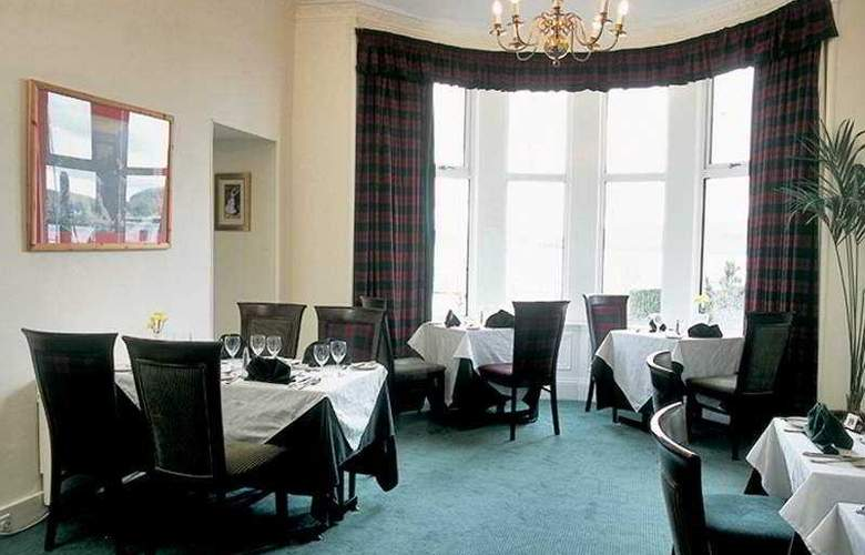Best Western The Queens - Restaurant - 3