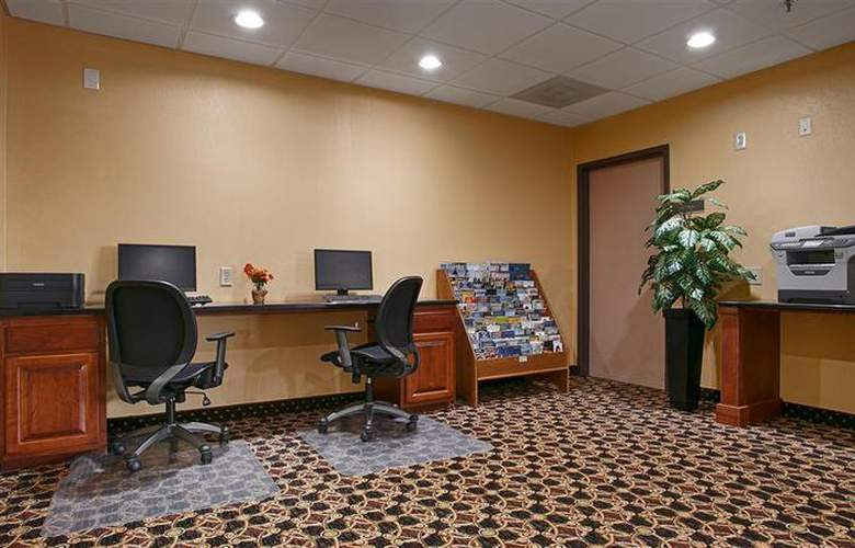 Best Western Kansas City Airport-Kci East - Conference - 81