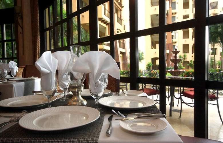 Villa La Estancia Nvo Vallarta Beach Resort & Spa - Restaurant - 32