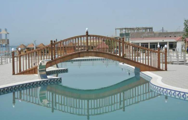Aysberq Hotel - Pool - 18