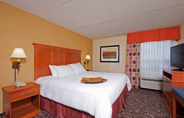 Hampton Inn Indianapolis- Carmel - Hotel - 1