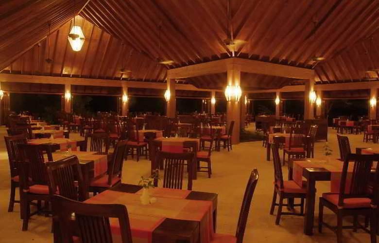 Herathera Island Resort - Restaurant - 16