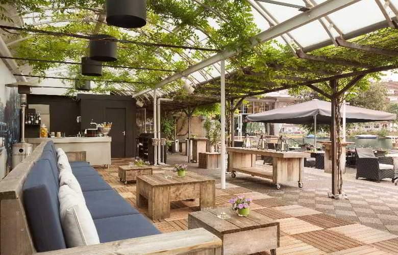 Wyndham Apollo Hotel Amsterdam - Terrace - 17