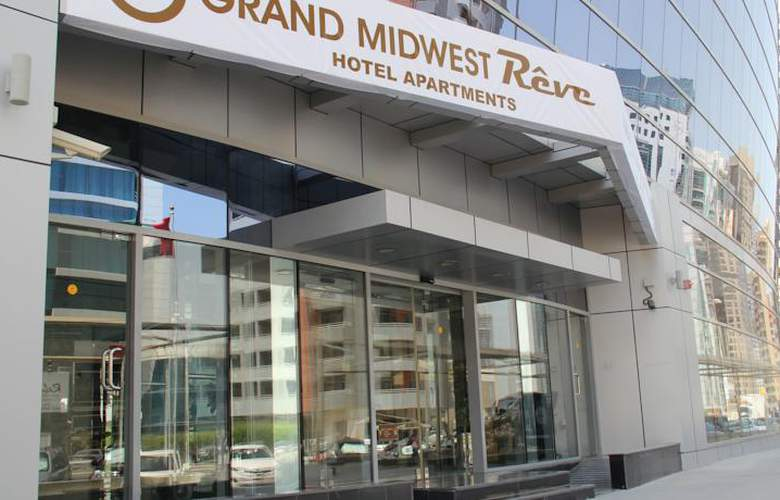 Grand Midwest Reve Hotel Apartments - Hotel - 0
