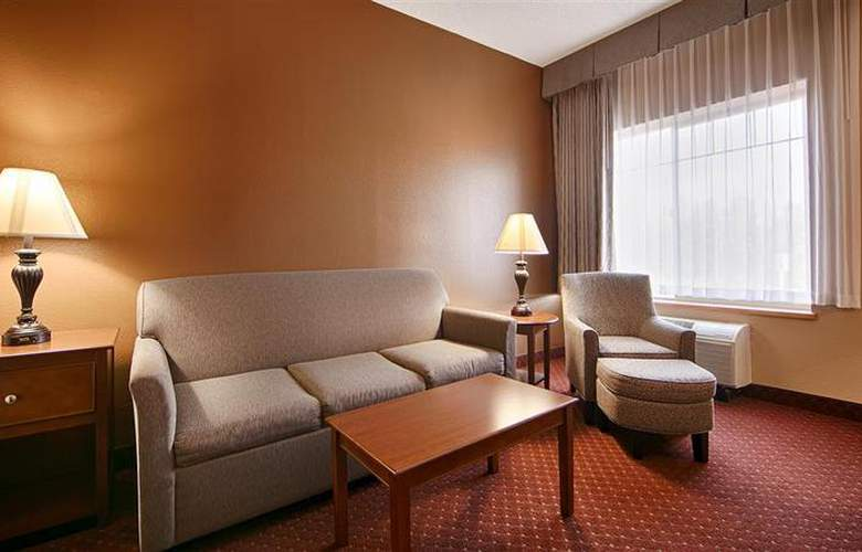 Best Western Plus Golden Lion - Room - 3