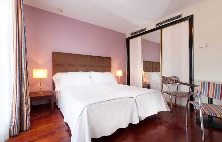 Tryp Valladolid Sofía Parquesol - Room - 17