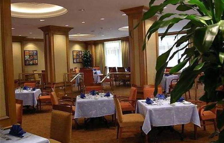 Crowne Plaza Jeddah - Restaurant - 7