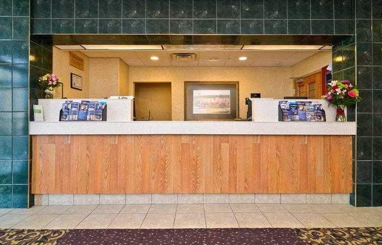 Best Western Cooper´S Mill Hotel - Hotel - 12