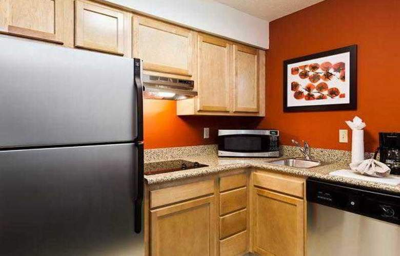 Residence Inn Indianapolis Fishers - Hotel - 3