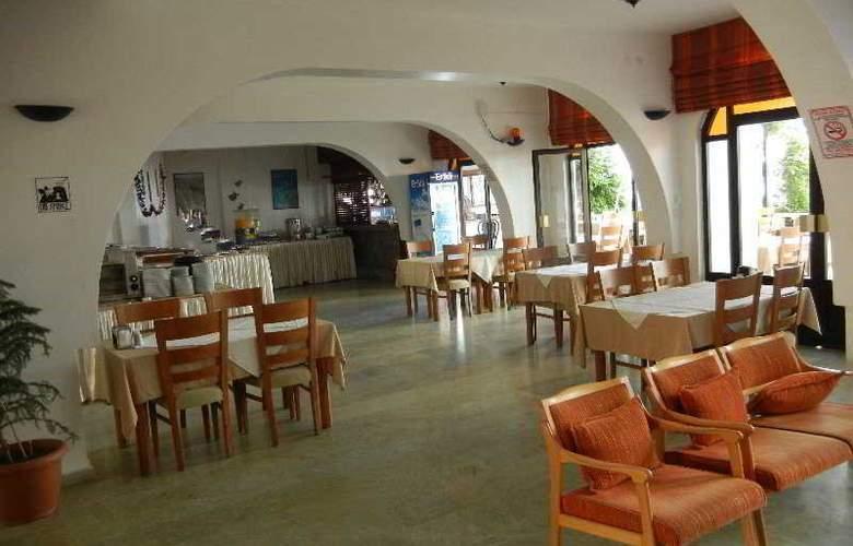 Aydem Hotel - Restaurant - 7