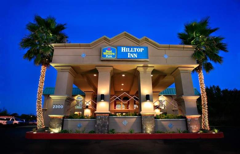 Best Western Plus Hilltop Inn - Hotel - 12