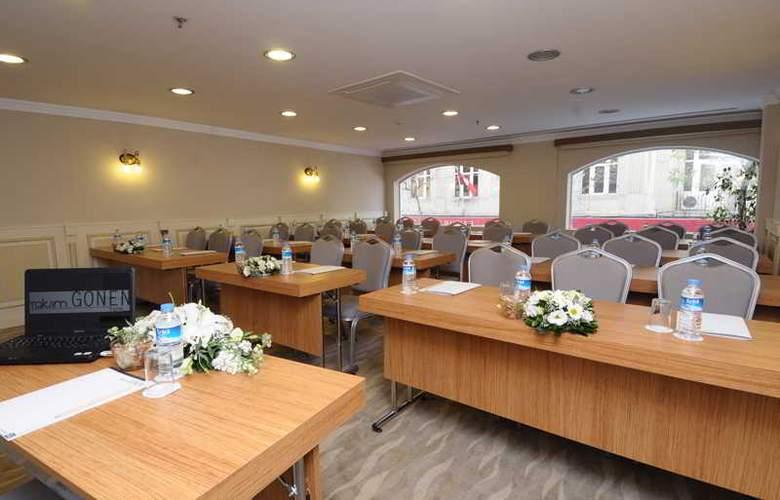 Taksim Gonen - Conference - 25