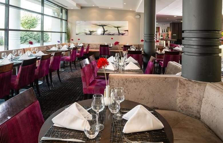 Best Western Hotel De L´Arbois - Restaurant - 28